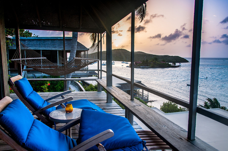 Sunset at the Bitter End Yacht Club, British Virgin Islands