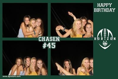 Chasen's 15th Birthday