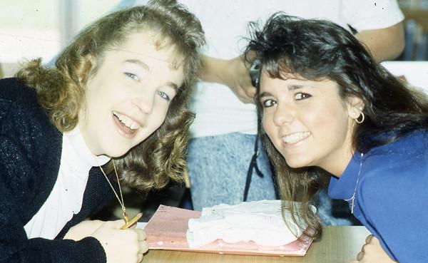 Classroom 1989 - 90