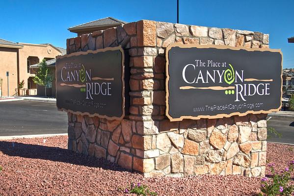 Canoyon Ridge