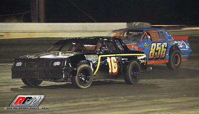 Bridgeport Speedway - Wildcard Weekend - 11/8/19 - Jim Brown