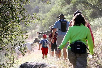 Hike to Eagle Rock