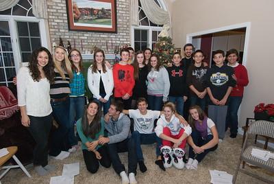 GOYA Christmas Fireside Chat - December 9, 2012