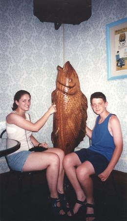 Florida Vacation 1999