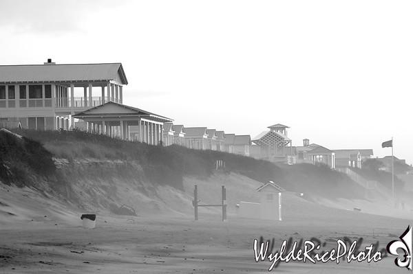 The Coast - B&W Captures