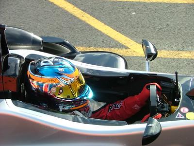 F3 Test Day at Donington Park 10092008