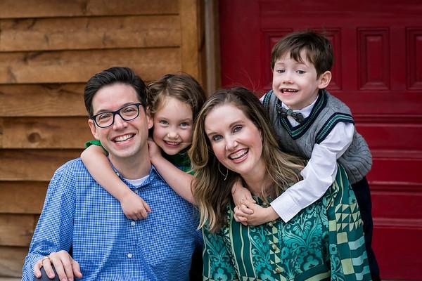 The Garner-LaBove Family 2018