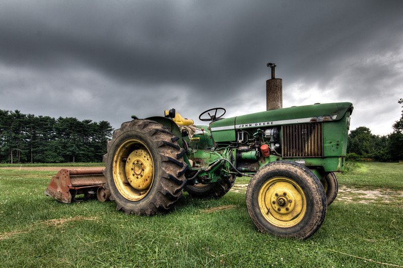 Merl's Tractor