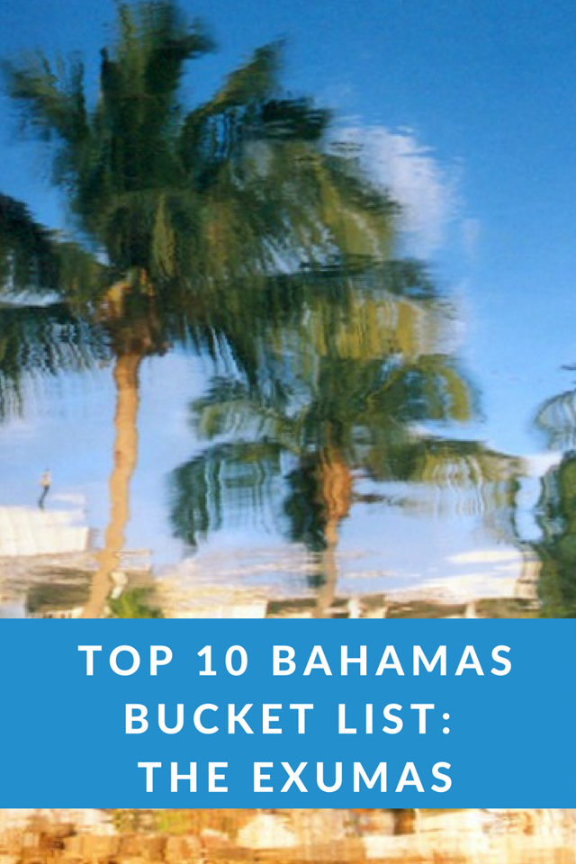 The Exumas are a district of The Bahamas with sapphire blue waters and tons of things to do! Find out what to do, where to eat, and where to stay, or live!