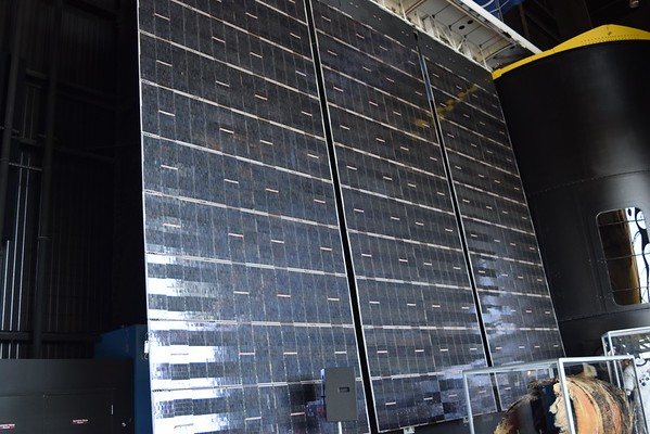 Skylab Backup Solar Wing