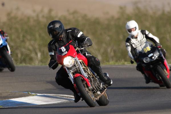 8 Ducati Naked