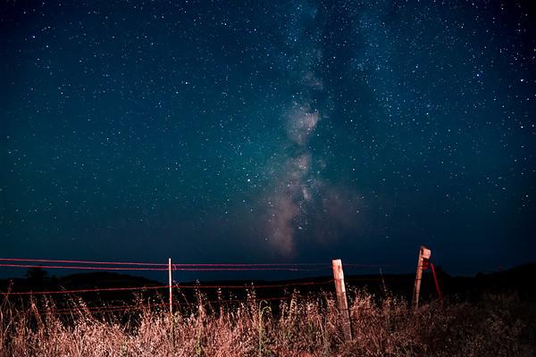 Russian Ridge - Lightroom/Starry Landscape Stacker