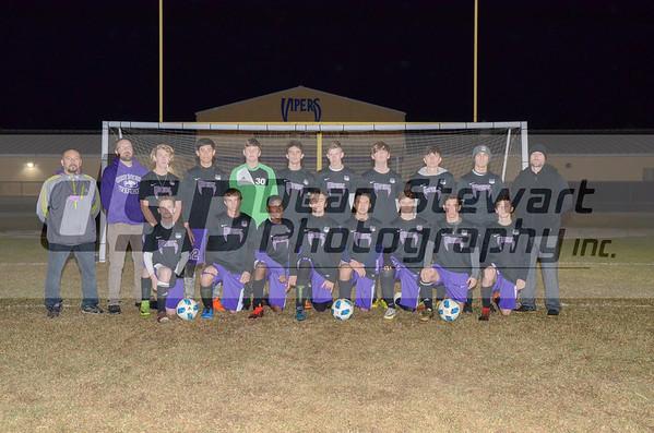 Boys Varsity Soccer 12.11.18