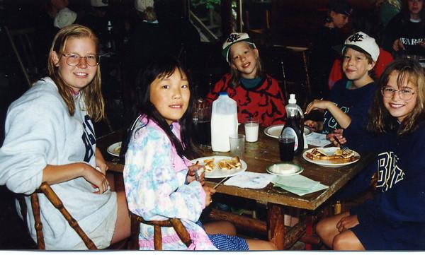 1994 Cub Girls