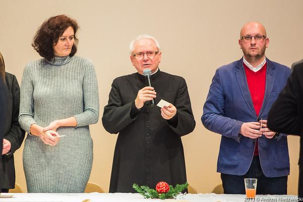 Wigilia Wspólnoty Polskiej XII 2013