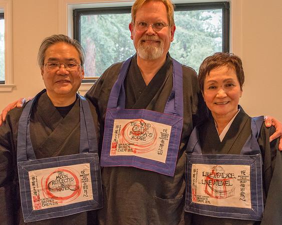 Jukai - ChrisW, Hiromi & Wing