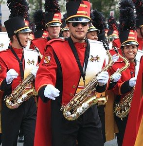 UMD Marching Band 2018-2019 Jr. Year