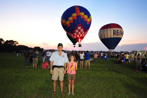 Balloon Festival 2010 - New Smyrna Beach Airport