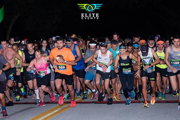 Sunrise Half Marathon & 5k - 2019