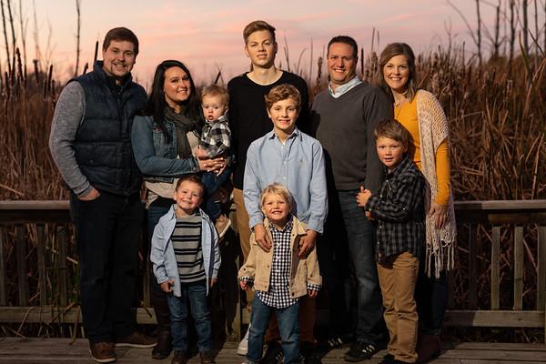 Zillmann Family photos 2019