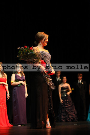 Miss BHS Pageant Finals - 09/19/2009