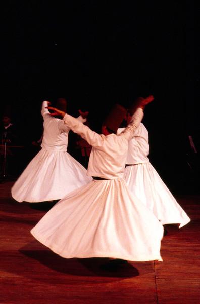 Whirling Dervish - Turkey