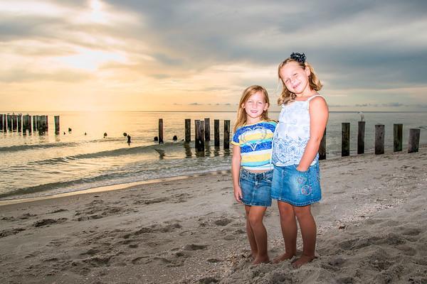 July 2014 Beach Photos