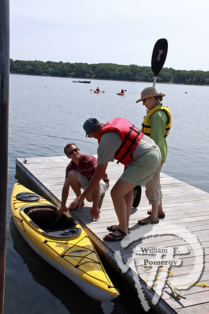 GOOSE HUMMOCK SHOP — kayak demo & sale — Orleans, MA 6 . 27 - 2009