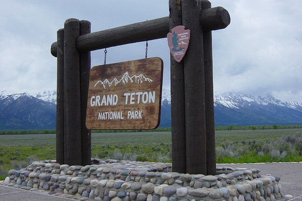 Grand Teton National Park...June 2005