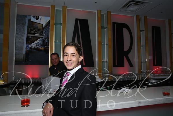 Ari's Bar Mitzvah  11/23/16