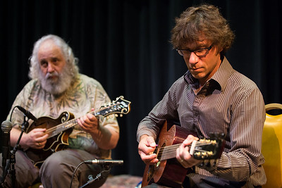 David Grisman and Frank Vignola, Melody Monsters live at the Freight and Salvage June 10,2012