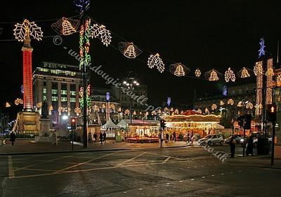 Glasgow Christmas Lights