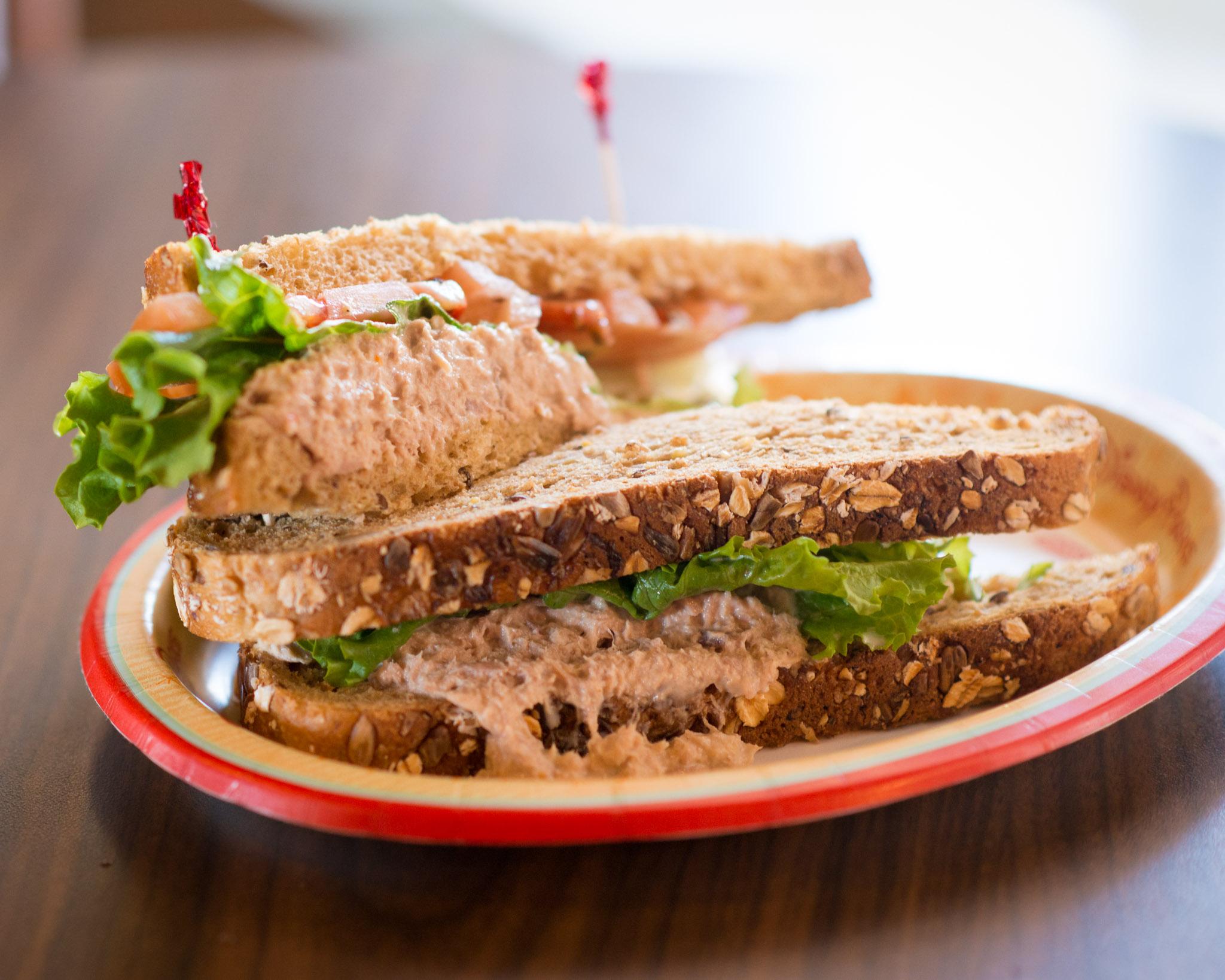Harbor House Anchors Aweigh Sandwich - Walt Disney World Magic Kingdom