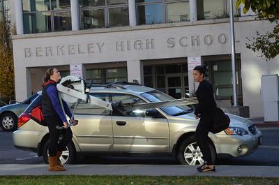 Berkeley High Crew - Ergathon