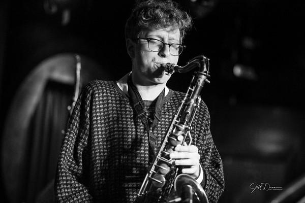 Ryan Bills Quartet - Cliff Bell's 11-21-2019