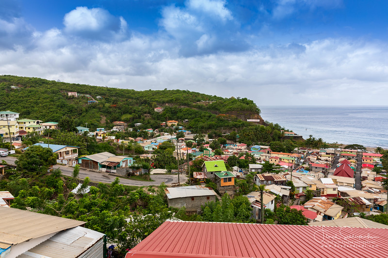 Soufriere Valley