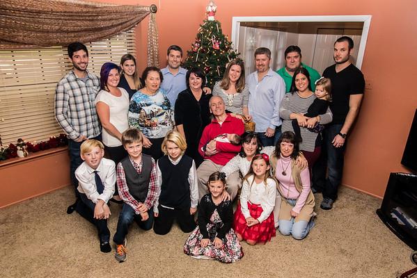 Gonzalez Family 2015