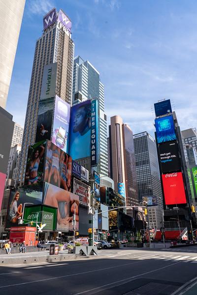 New York City during the coronavirus outbreak - May 20, 2020