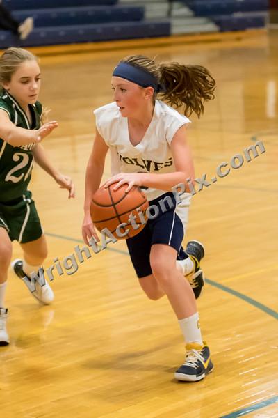 Sashabaw Middle School 7th Grade Basketball