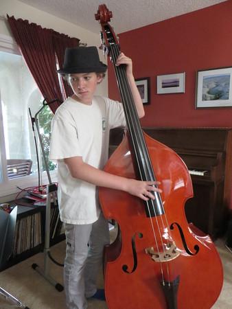 Henry's new Bass