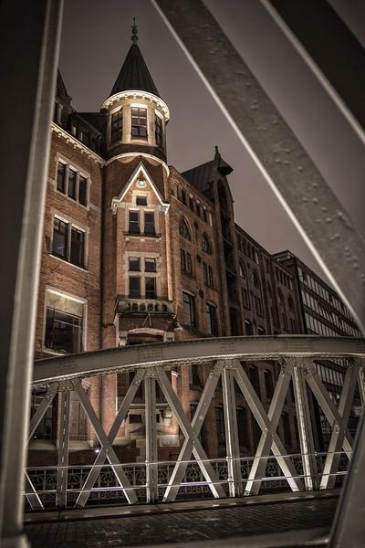Speicherstadt Brücke