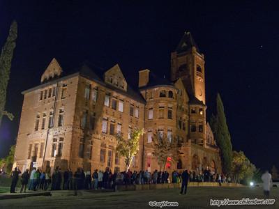 Preston Castle Halloween 2011