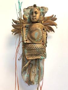 Heart of a Warrior by Lyn Belisle