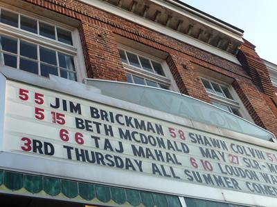 Jim Brickman, Beautiful World Tour - Avalon Theater, Easton MD, May 5, 2010