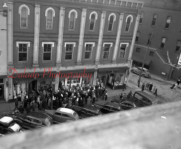 1952 & 1953 Parades