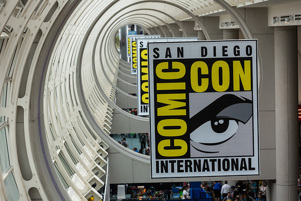 2013 Comic-Con Venue and Misc