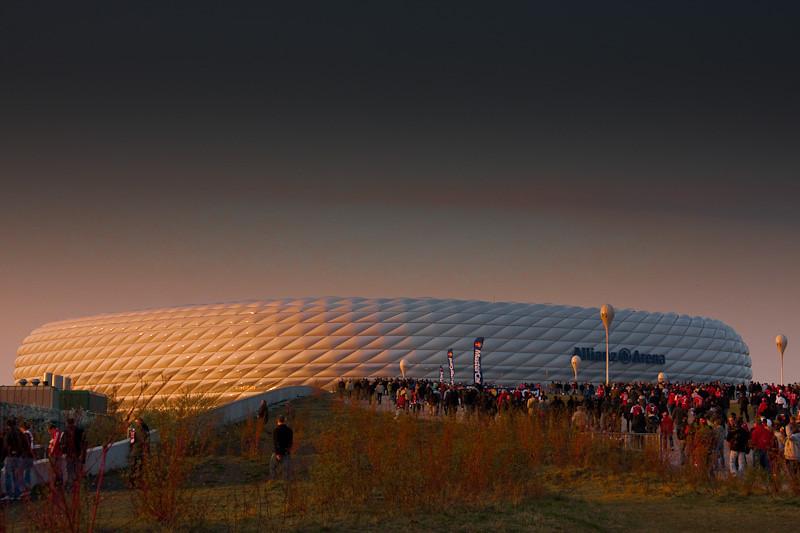 Bayern Munich vs Olympique Lyonnais
