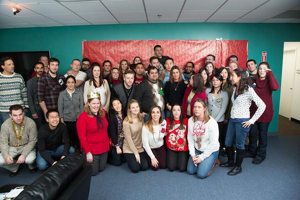 MC Christmas Party 2014