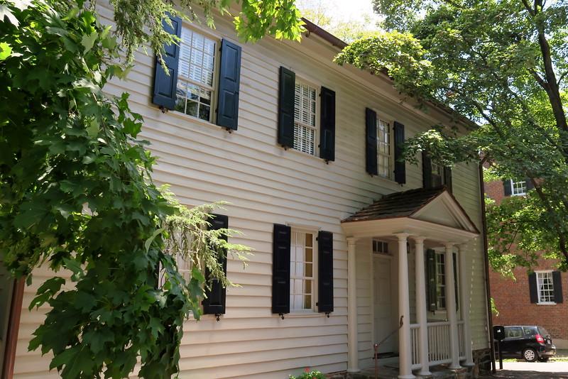 Ebert-Reich House (ca. 1793)