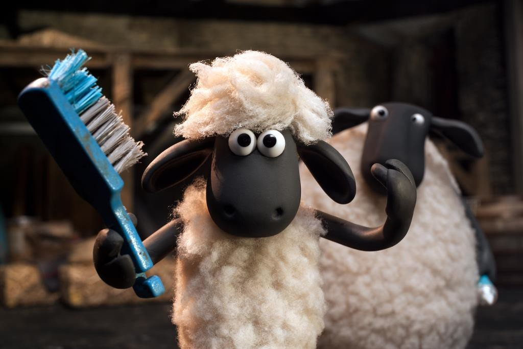 """. This image released by Lionsgate shows a scene from \""""Shaun the Sheep Movie.\"""" The film was nominated for an Oscar for best animated picture on Thursday, Jan. 14, 2016. The 88th annual Academy Awards will take place on Sunday, Feb. 28, at the Dolby Theatre in Los Angeles  (Lionsgate via AP)"""